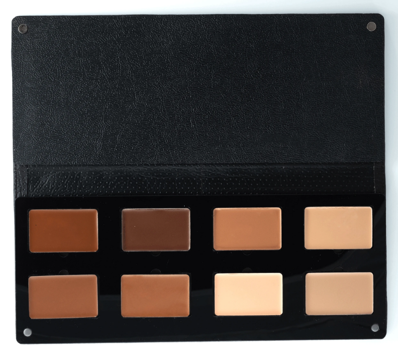 Kamaflage Foundation 8 Shade Pallet