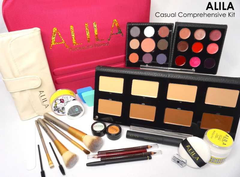 Makeup Kit 2 - Casual Comprehensive Kit