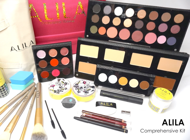 Makeup Kit 3 - Comprehensive Kit